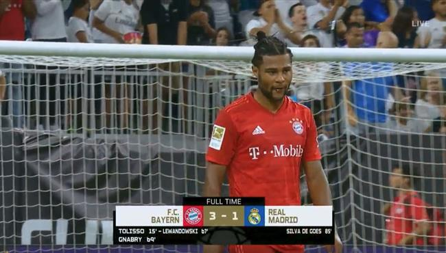 ملخص مباراة ريال مدريد وبايرن ميونخ (1-3) كاس الابطال الدولية