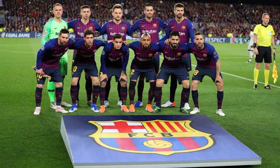 برشلونة الأسباني