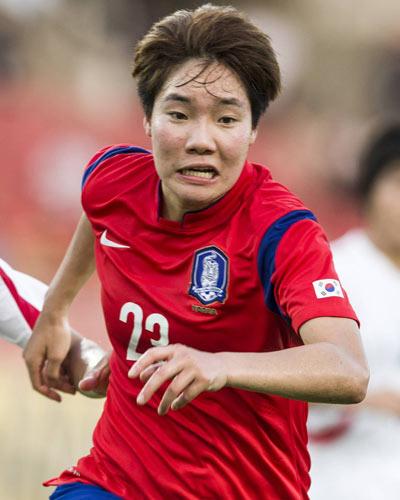 نادي مانشستر سيتي للسيدات يتعاقد مع المهاجمة الكورية
