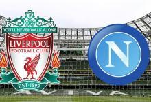 نابولي يذل ليفربول في إستعداداتة للموسم الكروي