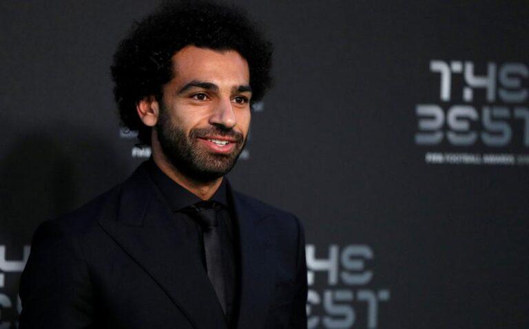 محمد صلاح في سباق الفوز بجائزة أفضل لاعب في العالم