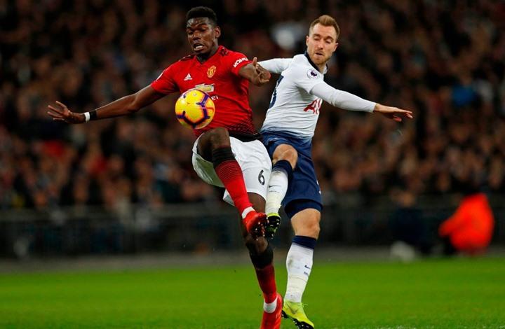 توتنهام يسقط امام يونايتد في الكأس الدولية للأبطال