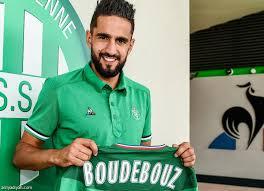 في بيان النادي الفرنسي : أصبح الجزائري بودبوز رسميا لاعبا لنادي
