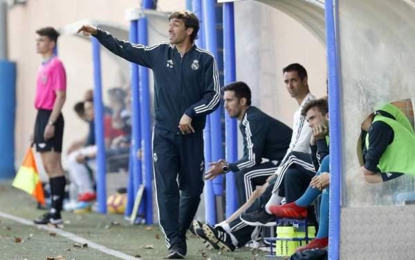راؤول غونزاليس يتعرض للهزيمة الأولى مع ريال مدريد