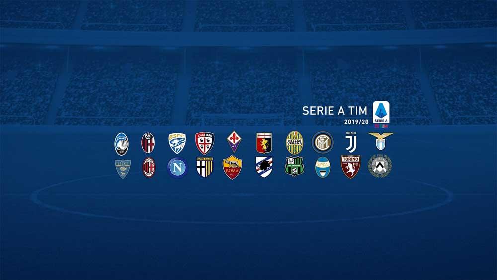 جدول الدوري الايطالي 2019/2020 ترتيب الدوري الايطالي 2019-2020