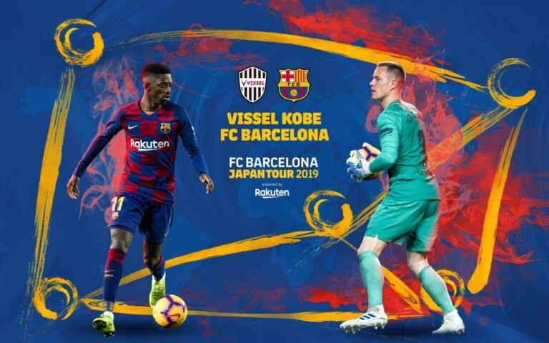 بث مباشر مباراة برشلونة وفيسيل كوبي الياباني – كورة بلس