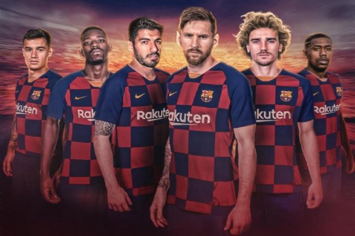 برشلونة يحقق اعلى عائدات في موسم 2018-2019