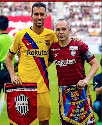 تصريحات لاعبي برشلونة بعد الفوز امام فيسيل كوبي