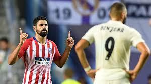 اتليتكو مدريد يقسو على ريال مدريد بسباعية…. !