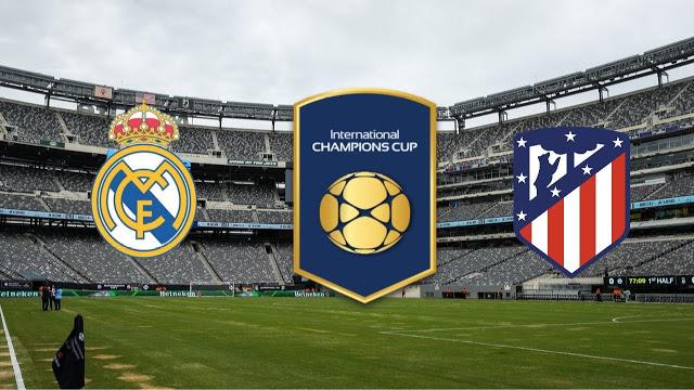 مشاهدة مباراة ريال مدريد واتلتيكو مدريد مباشر الان