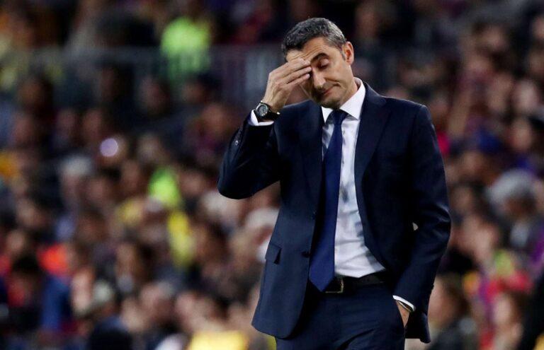 فالفيردي مستمر في برشلونة رغم الأخفاقات المتتالية