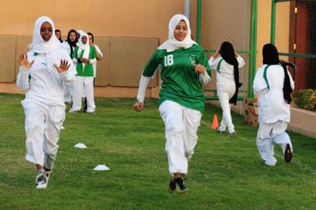 الدوري السعودي النسائي ينطلق في مدينة جدة