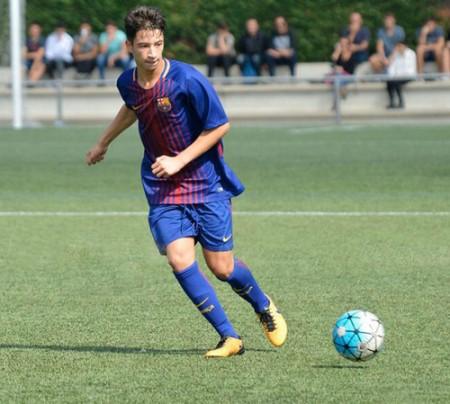 غيلان يمنح برشلونة الفوز على ريال مدريد ويتوج باللقب ….
