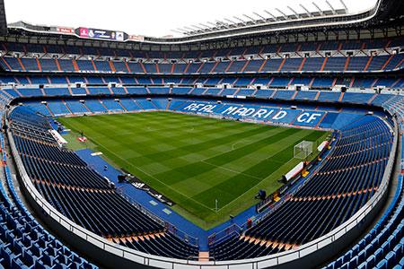 ريال مدريد يحتاج للفوز على ملعب سانتياغو برنابيو