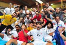 مصر بطل كأس العالم لكره اليد