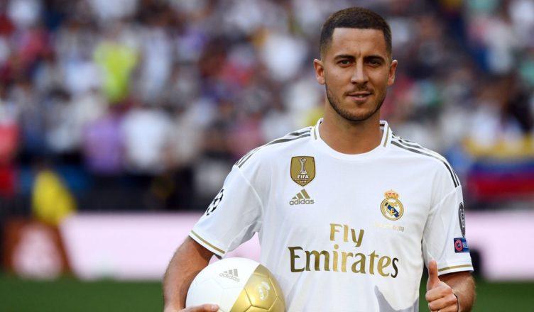 هازراد يبدا موسمه مع ريال مدريد باصابه