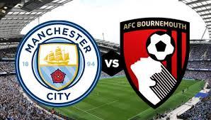 مباراة مانشستر سيتي وبورنموث بث مباشر الدوري الانجليزي