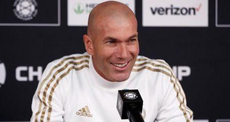 الموتمر الصحفي لمدرب ريال مدريد زيدان قبل لقاء ليفانتي
