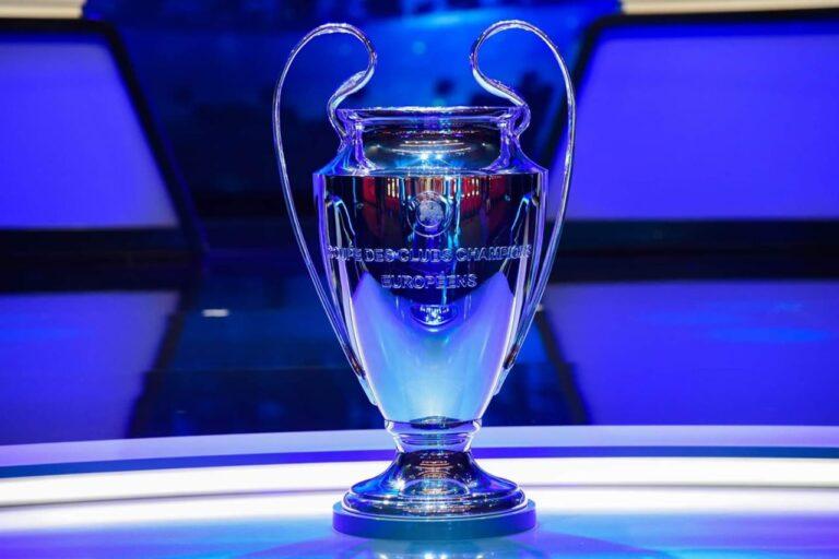ترتيب مجموعات دوري أبطال أوروبا بعد نهاية الجولة الأولى