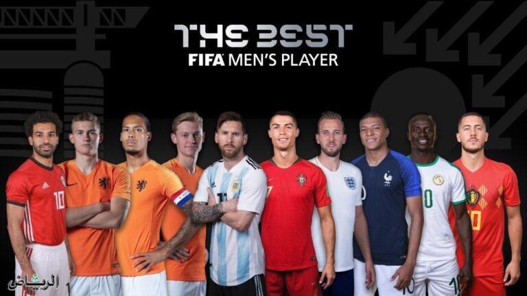 أفضل لاعب فى العالم .. النجم البرتغالى ينافس ميسى وفان دايك على الجائزة