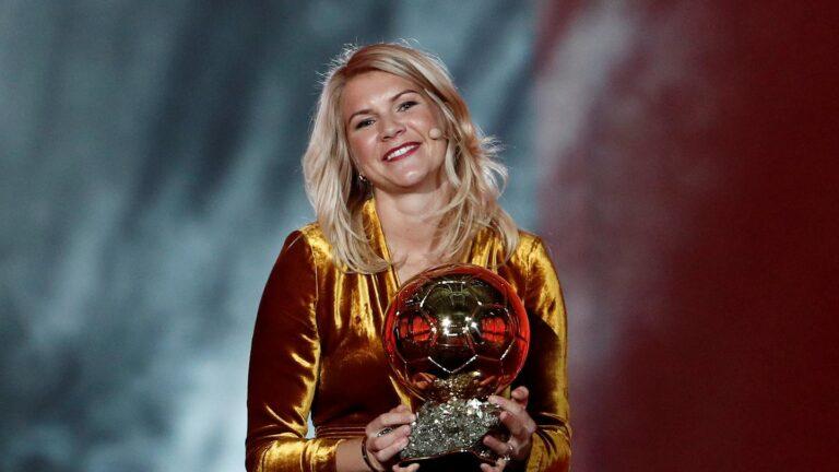 فرانس فوتبول تعلن عن المرشحات للكرة الذهبية للسيدات للعام 2019 فيديو اهداف اللاعبات