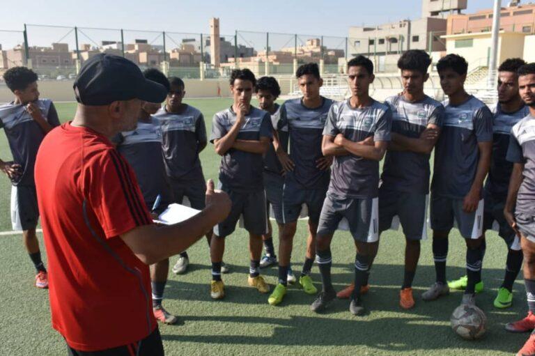 المنتخب اليمني للشباب يلاقي المنتخب السعودي للشباب وديا
