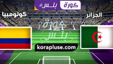 Photo of اهداف و ملخص مباراة الجزائر وكولمبيا 15-10-2019 مباراة ودية