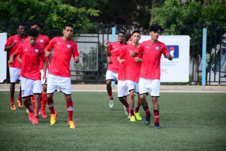 منتخب اليمن للشباب لكرة القدم يستعد للسفر لإقامة المعكسر الخارجي