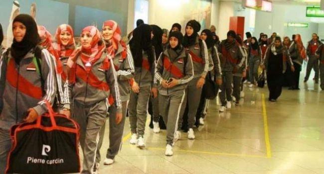اليمن يشارك في كاس الخليج النسائي