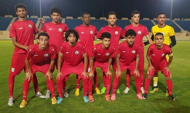 بعثة المنتخب اليمني للشباب تتوجه الى الدوحة للمشاركة في تصفيات كأس اسيا للشباب تحت 19 سنة.