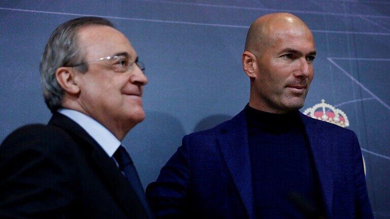 إدارة ريال مدريد ترفض طلب زيدان بضم بوغبا