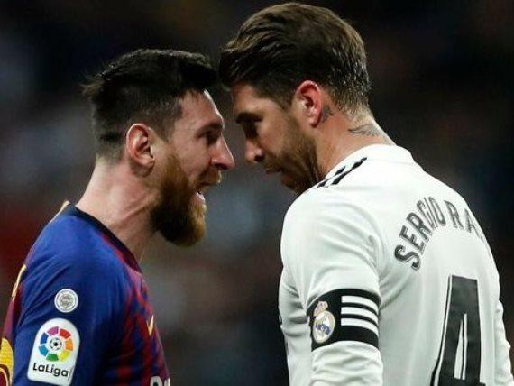 التشكيلة الرسمية لـ ريال مدريد و برشلونة في الكلاسيكو