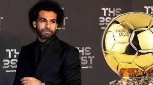 محمد صلاح في المركز الخامس بالكرة الذهبية