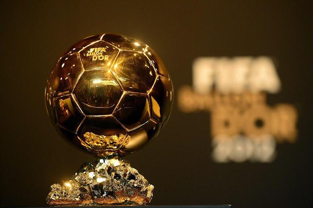 حفل تسليم جائزة الكرة الذهبية للعام 2020 بث مباشر