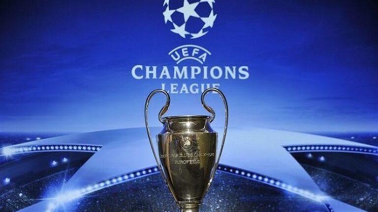 يويفا يحدد الملاعب التي ستقام عليها مباريات ثمن نهائي دوري ابطال اوروبا
