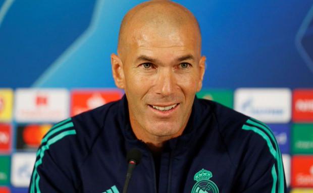 المؤتمر الصحفي لمدرب ريال مدريد زيدان قبل لقاء الكلاسيكو