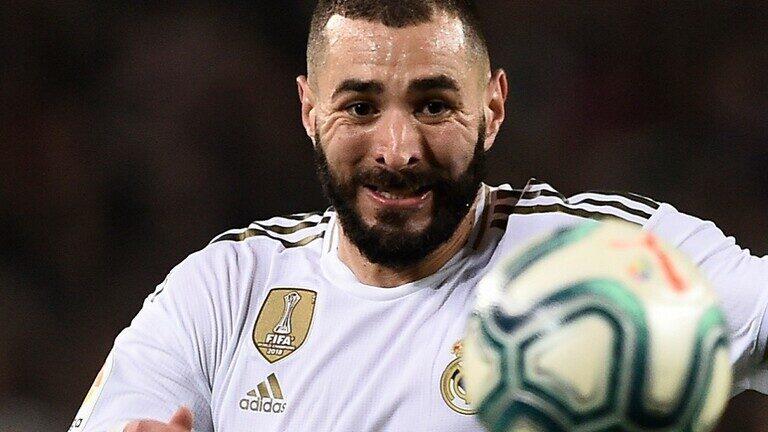 بنزيما يفاجئ ريال مدريد قبل تجديد عقده