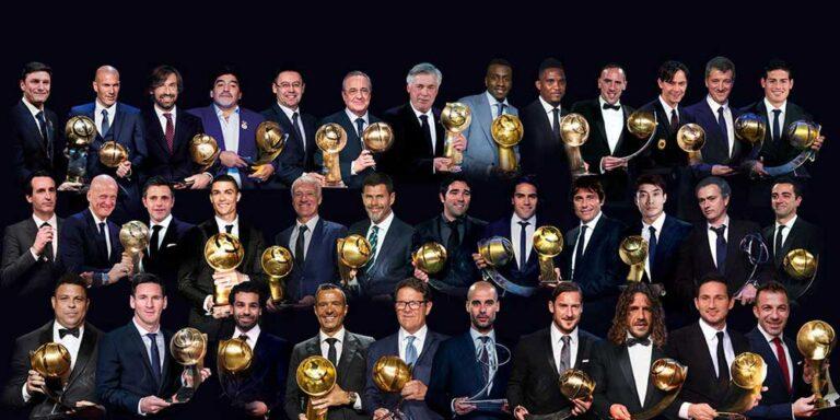 النسخة الحادية عشر من جوائز كرة القدم العالمية جلوب سوكر دبي 2019