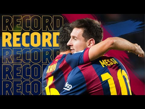 شاهد بالفيديو ميسي يصل اليوم الى رقم تشافي في سجل مباراة الكلاسيكو