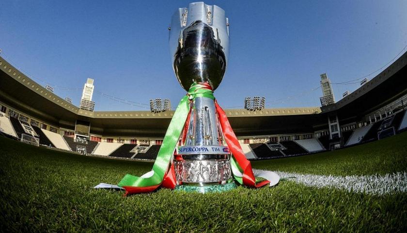 تردد القنوات الناقلة مباراة يوفنتوس ولاتسيو في السعودية كأس السوبر الايطالي