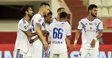 النصر يتاهل الى نهائي كأس الخليج العربي الاماراتي بعد الفوز على العين