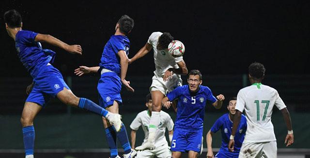 منتخب اوزباكستان الاولمبي