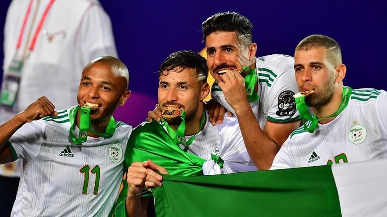 """الجزائري بلايلي يعتذر عن حفل جوائز """"الكاف"""""""