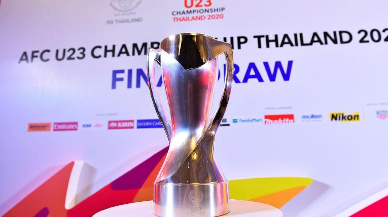 بيع تذاكر مباريات كأس اسيا تحت 23 عاماً تايلندا 2020