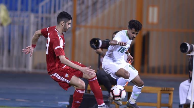 المنتخب الإماراتي الاولمبي