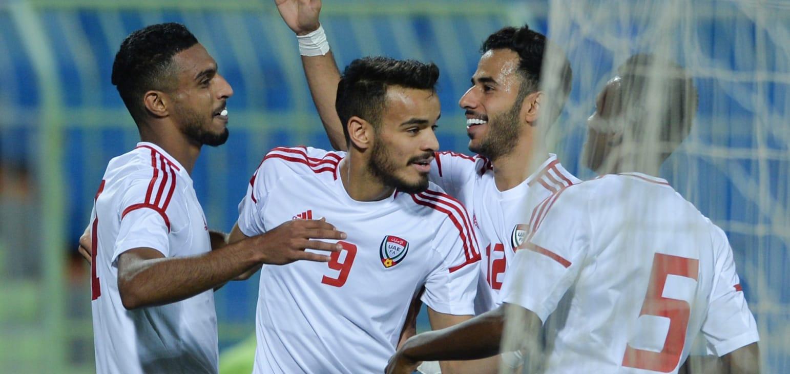 منتخب الإمارات .. منتخب واعد في بطولة اسيا تحت 23 سنة 2020