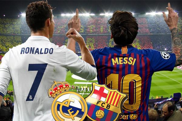 أفضل 11 لاعب في تاريخ كلاسيكو الأرض – ريال مدريد ضد برشلونة