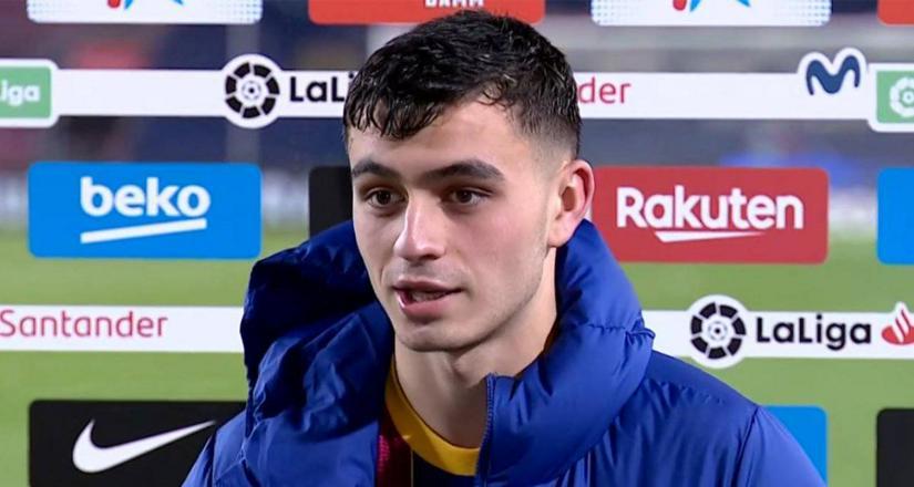 تصريحات لاعبي برشلونة قبل لقاء الكلاسيكو