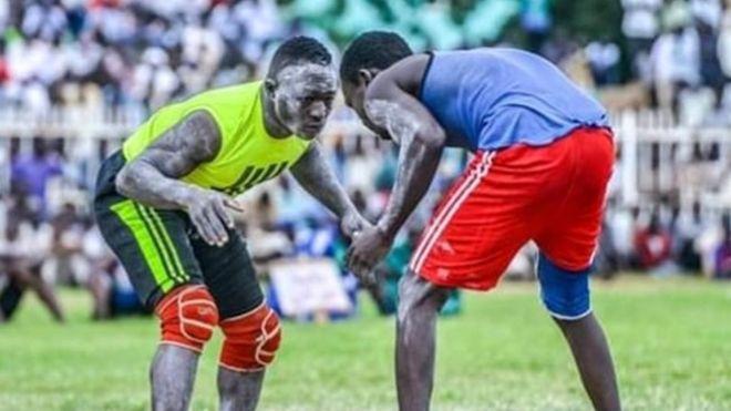 المصارعة السودانية تنافس كرة القدم وتطمح للوصول إلى أولمبياد اليابان 2020