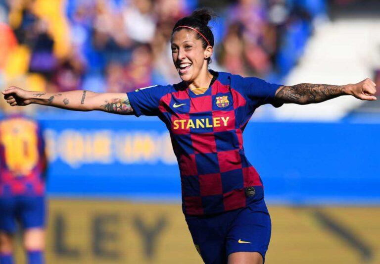 أهداف مباراة سيدات برشلونة وسيدات ريال مدريد 5-0 كلاسيكو الدوري الاسباني للسيدات 1-3-2020